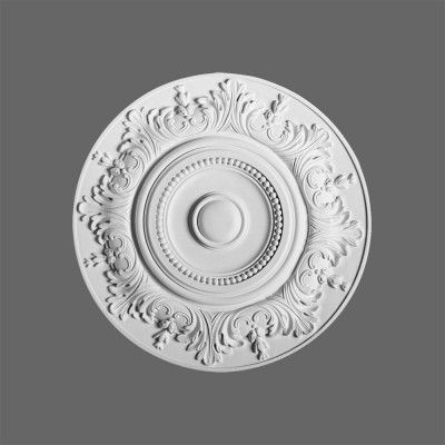 acanthus leaf ceiling rose