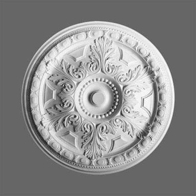 Large decorative ceiling rose