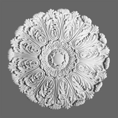 traditional ceiling rose