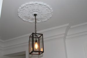 Traditional ceiling rose designs