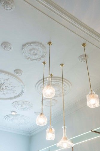 Ornate Ceiling Rose Designs