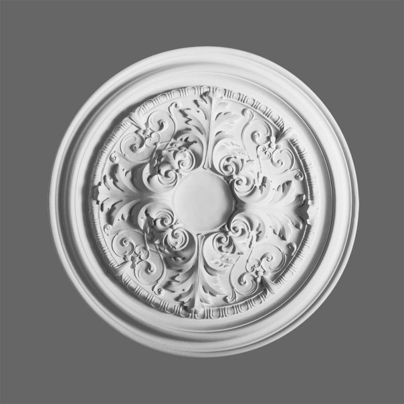 Victorian style ceiling rose