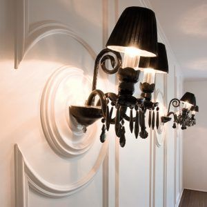 Lightweight ceiling roses
