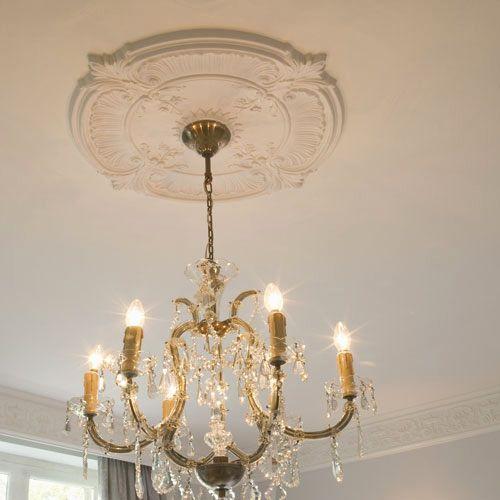 lightweight victorian ceiling rose designs wm boyle. Black Bedroom Furniture Sets. Home Design Ideas