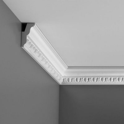 C212 Egg & Dart flexible coving