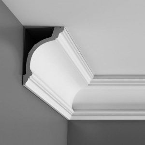 C217 plain curved coving