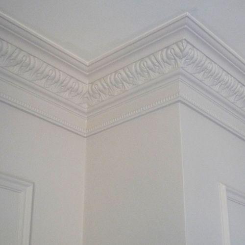 Moulure Decorative Polystyrene: The Victorian Cornice Shop