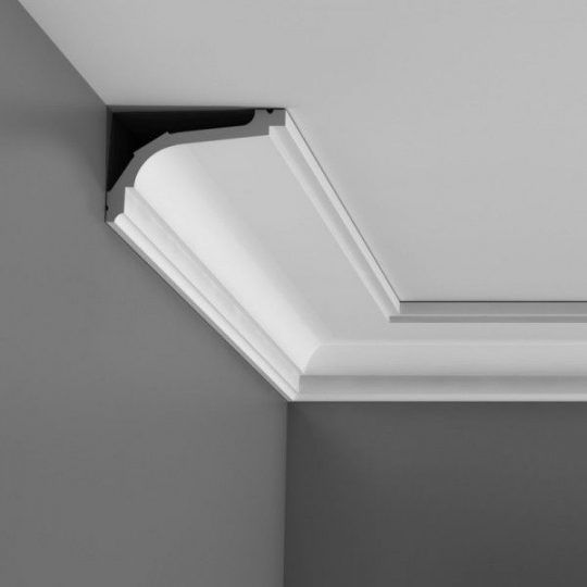C220 plain curved coving