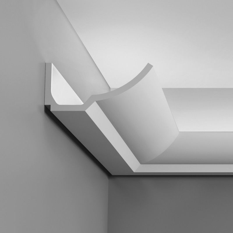 Uplighting cornice and coving