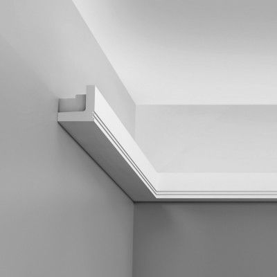 small uplighting coving