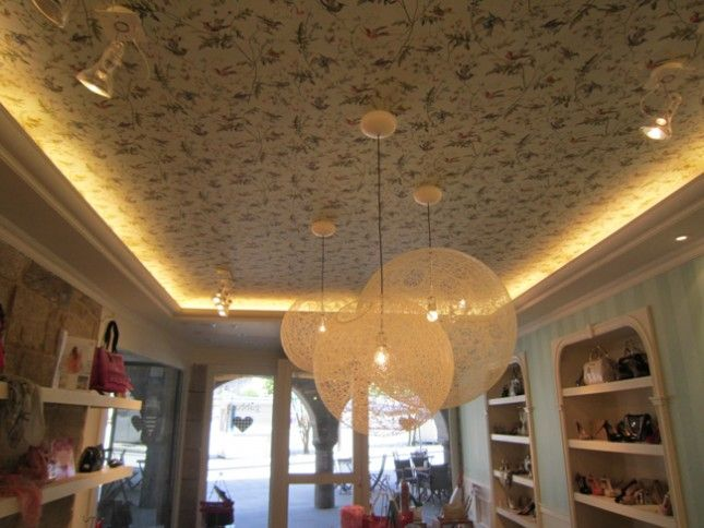 C900 Uplighting Cornice Wm Boyle Interior Finishes