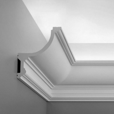 Orac C901 flexible uplighting cornice