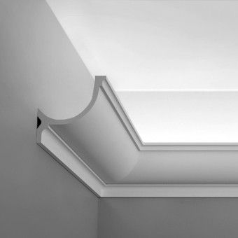 C902 Flexible uplighting cornice