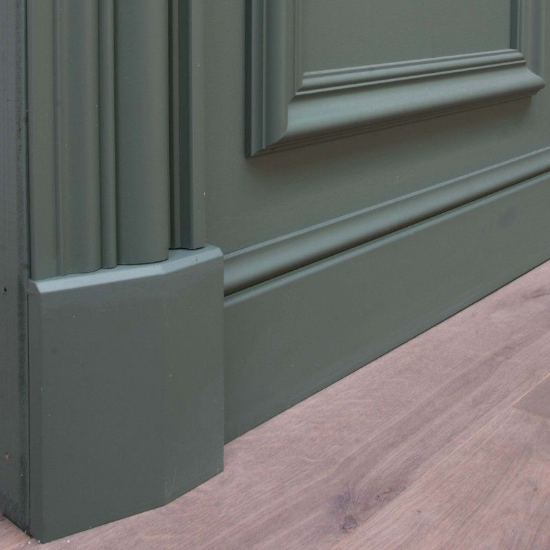 D330lr architrave plinth block wm boyle interior finishes for Door architrave