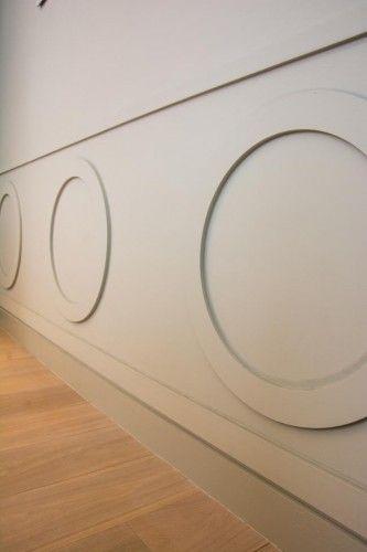 Contemporary Flat Skirting Board Wm Boyle