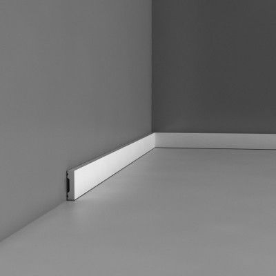 small skirting board
