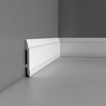 SX104 flexible skirting board