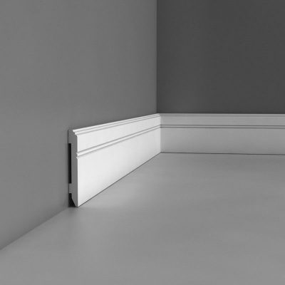 SX105 Plain skirting board