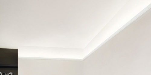 LED Coving & Cornice Lighting - Uplighting Trough - LED Strip