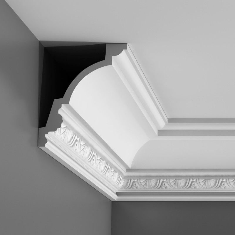 Decorative cornice to suit period homes.
