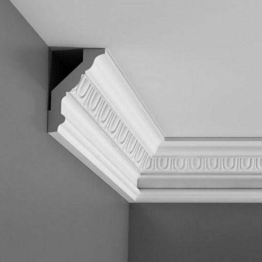C302 flexible Victorian style cornice