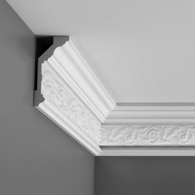 victorian coving for curved walls