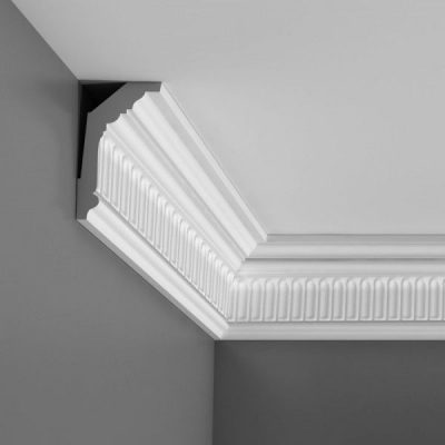 C304 flexible fluted coving