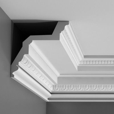 Georgian style cornice