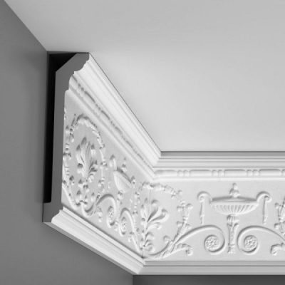 C308 large flexible cornice