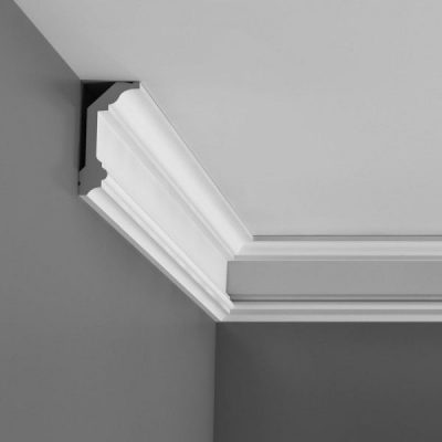 C321 small plain flexible coving