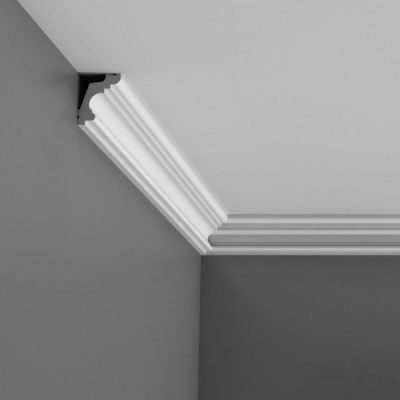 C322 Small plain flexible coving
