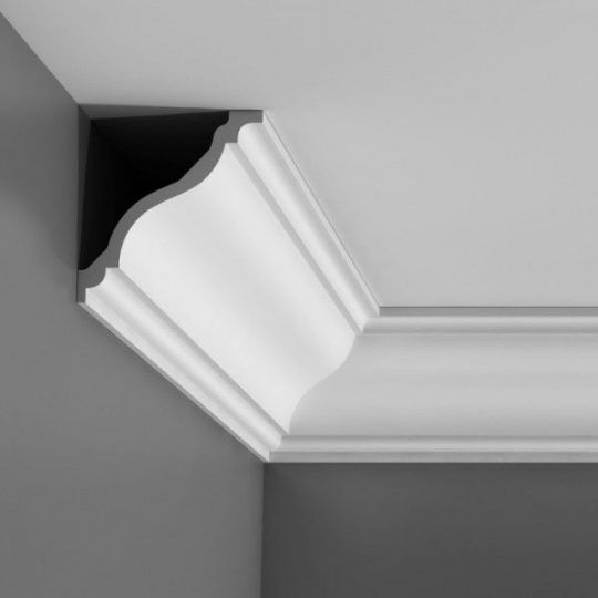 C333 plain bendy coving
