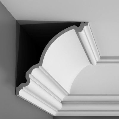 Large plain cornice & coving