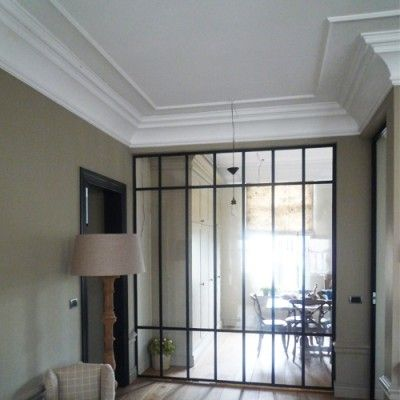 prev & coving for high ceilings - Wm Boyle Interior Finishes