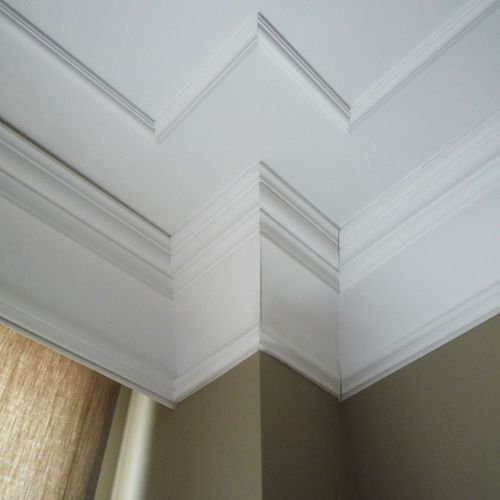 C336 Cheshire Lightweight Cornice Wm Boyle Interior