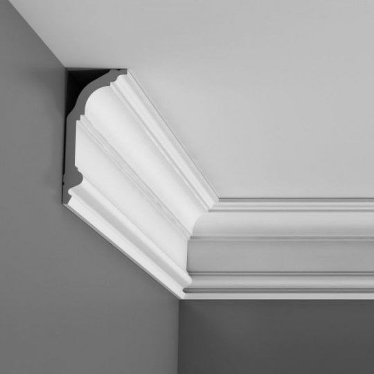 C339 Plain flexible coving