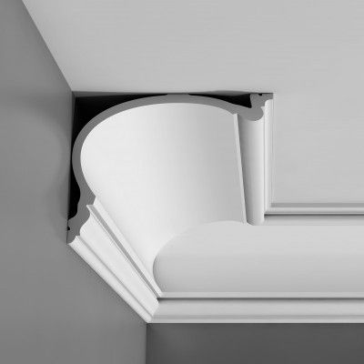 Large traditional cornice