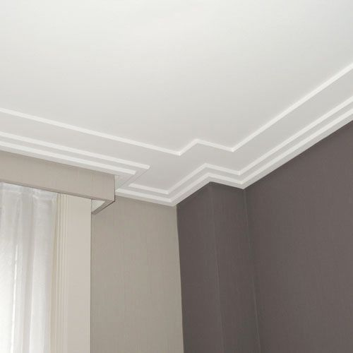 Contemporary coving cornice wm boyle - Decorazioni in gesso ...