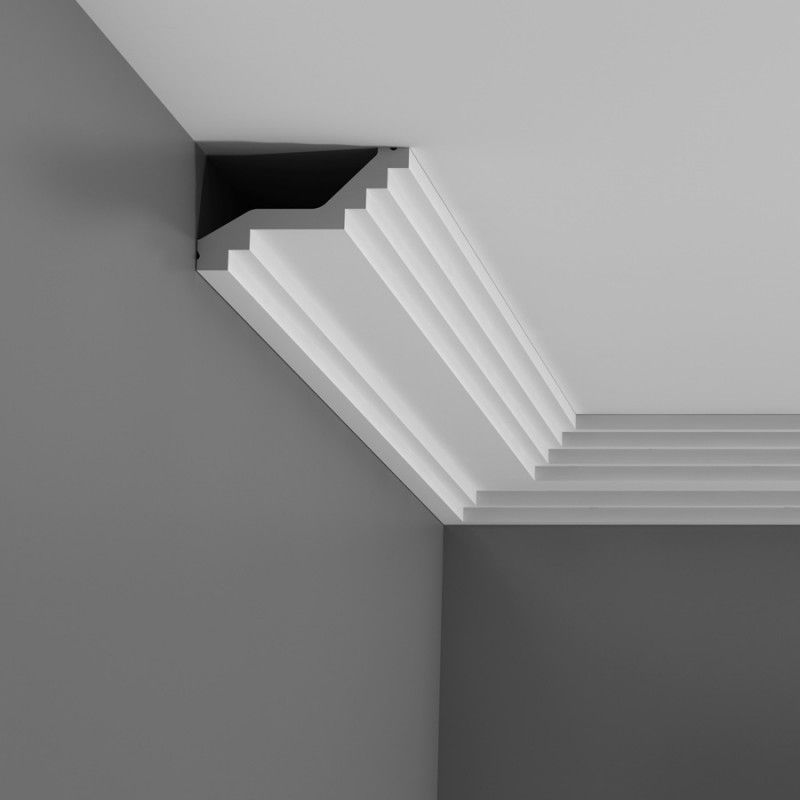 C400 Stepped Coving