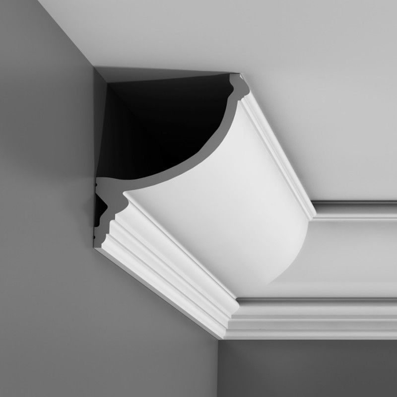 lightweight plain cornice