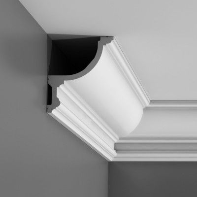 C901 Plain lightweight cornice