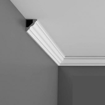 CX110 Small plain flexible coving
