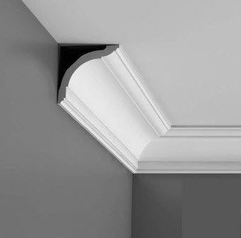 CX127 Plain flexible coving