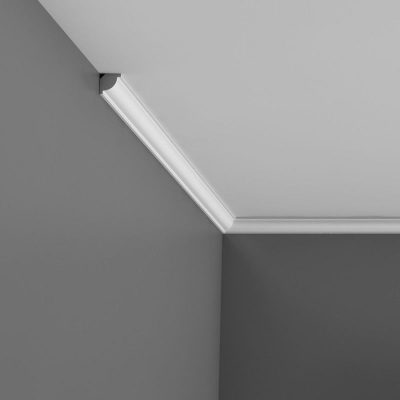 Small plain coving