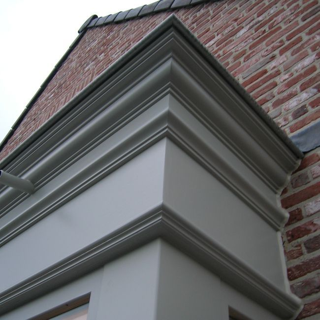 C832 External Cornice Wm Boyle Interior Finishes