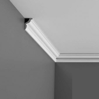 CX148 Small Plain rubber coving