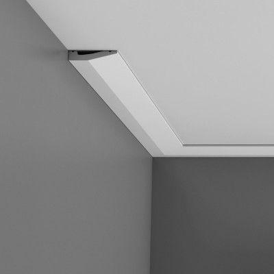 Minimalist ceiling coving