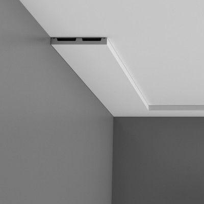 Orac SX163 modern ceiling coving