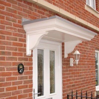 prev & Door canopy brackets - Wm Boyle Interior Finishes