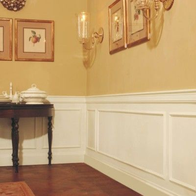 Dado Rails Picture Rails Amp Wall Panel Mouldings In Uk